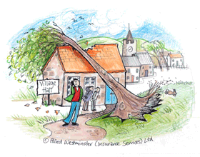 VillageGuard® now most popular Village Hall policy!