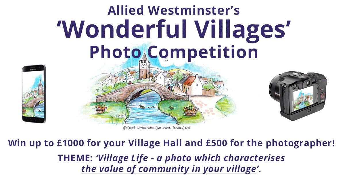 'Wonderful Villages' Photo Competition Update