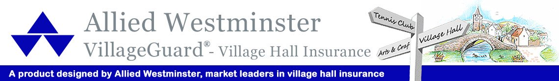 Village Hall Insurance - VillageGuard, exclusively designed Village Hall Insurance.
