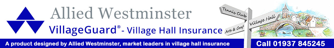 Village Hall Insurance - VillageGuard, the most popular Village Hall insurance in the UK